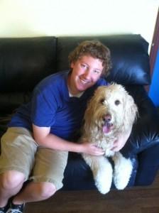 Max big shaggy dog