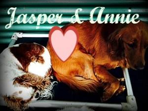Jasper and Annie