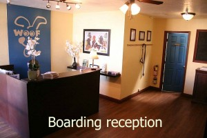 2 Boarding reception tour