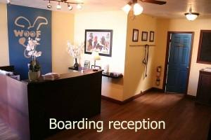 2 Boarding reception tour